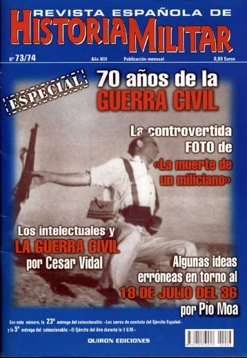 Revista de Historia Militar - Photographers.it