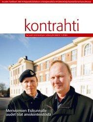 1/2008 - Senaatti-kiinteistöt