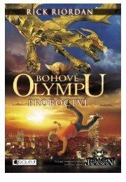 Bohové Olympu – Proroctví - eReading