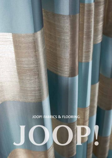 JOOP! FABRICS & FLOORING - Arc-tex