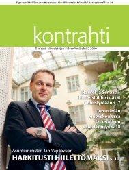 2/2010 (pdf) - Senaatti-kiinteistöt