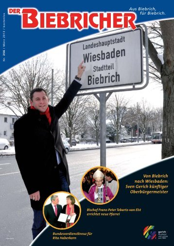 DER BIEBRICHER, Ausgabe 256, März 2013