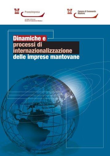 Dinamiche e processi di internazionalizzazione delle imprese