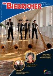 DER BIEBRICHER, Ausgabe 254, Januar 2013