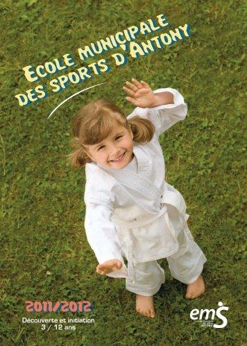 Ecole municipale des sports d'Antony Ecole municipale des sports d ...