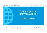 Apresentação de Ana Luiza Scattone Ferreira - Conselho ...