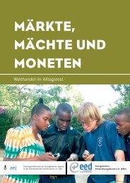 (aej) (Hg.): Märkte, Mächte und Moneten, Welthandel im Alltagstest