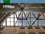 aboriginal engagement - UBC Faculty of Forestry - University of ...
