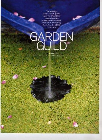 Iv - Arne Maynard Garden Design