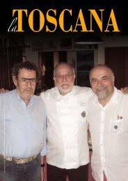 La TOSCANA - Ottobre 2014