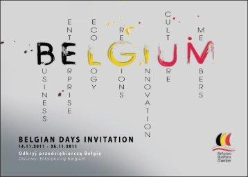 Belgian Days Invitation 2011.pdf - Lublin
