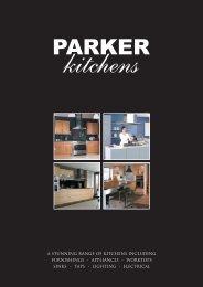 kitchens - Parker Building Supplies