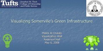 Green Infrastructure Presentation, 2008 - Groundwork Somerville