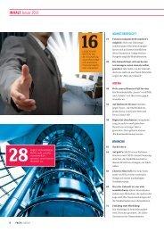 INHALTJanuar 2013 - FACTS Verlag GmbH
