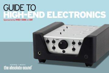 high-end electronics