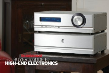 HIGH-END ELECTRONICS