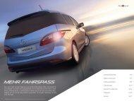 MEHR FAHRSPASS - bei Mazda AutoLand in Frankfurt