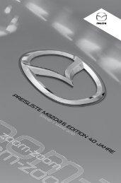 PDF herunterladen [600 kB] - Mazda