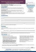 TONy TAN'S 2012 GOURMEt TOUR OF ChiNA - Page 4