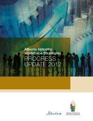 PROGRESS UPDATE 2012 - Enterprise and Advanced Education ...