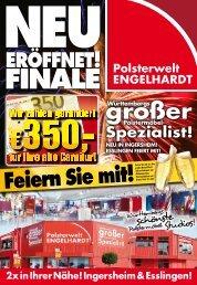 Endspurt-prEis! - Polsterwelt Engelhardt