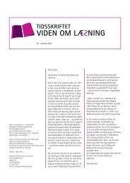Download her - Viden om Læsning