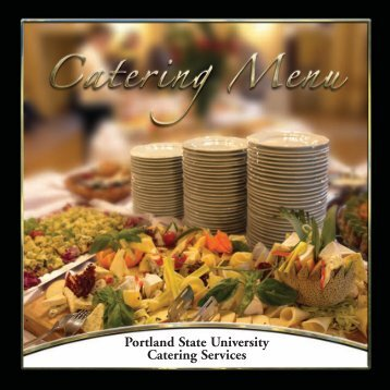 Portland State University Catering Services - CampusDish