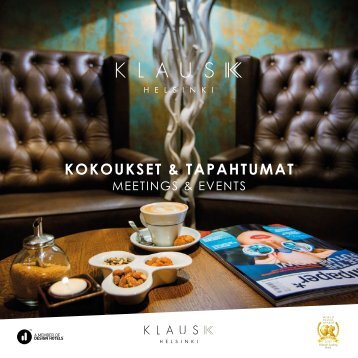 KoKouKset & tapahtumat - Klaus K