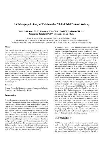 Dissertation ethnographic
