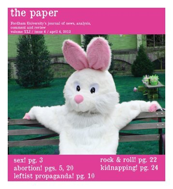 Cover and Page 2 4 - the paper