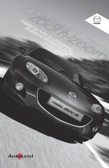 Januar 2012 - Mazda AutoLand