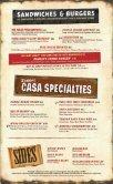 Dinner Menu - Monte Carlo - Page 3