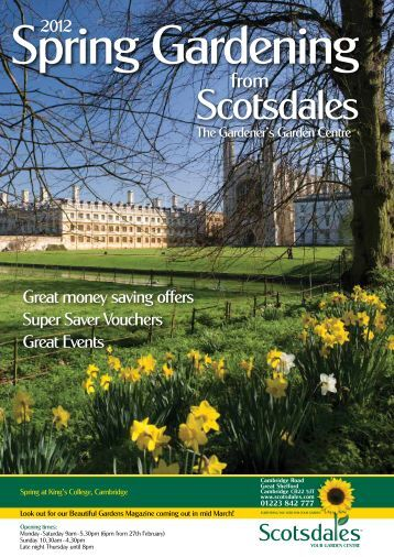 Scotsdales Garden Centre