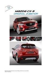M{zd{ CX-5 - Mazda  AutoLand