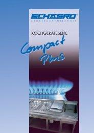 Serie Compact Plus - Schägro Großküchentechnik