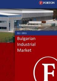 Bulgarian Industrial Market – Q1, 2011.pdf - Forton