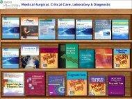 Medical-Surgical, Critical Care, Laboratory & Diagnostic - Lippincott ...
