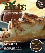 Download May 2011 - Bite Magazine