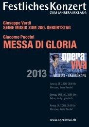 Festliches Konzert - opera viva