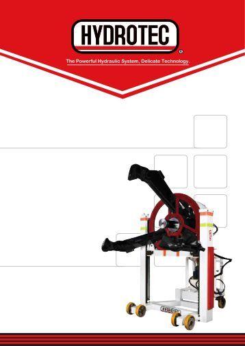 Hydraulic 3-Jaw Pullers