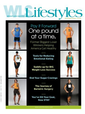 Download Article with Graphics - WLS Lifestyles Magazine