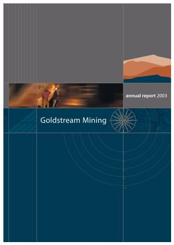 2003 Annual Report - IMX Resources Limited