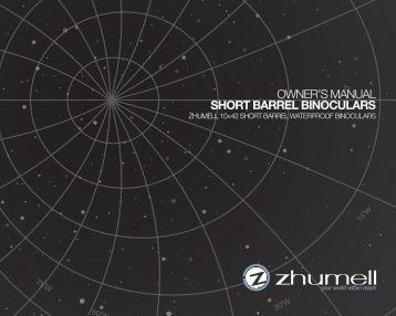 Download the Zhumell 10x42 Short Barrel ... - Binoculars.com