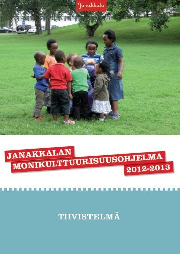 Tiivistelmä - Janakkalan kunta