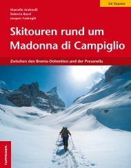 Skitouren rund um Madonna di Campiglio - Campigliodolomiti.it