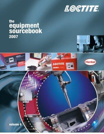 equipment sourcebook