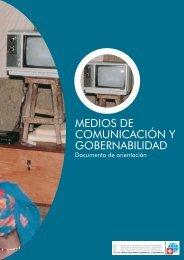 Medios de Comunicación y Gobernabilidad