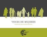 Voces de Mujeres: Historias de vida en primera persona