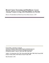 Breast Cancer Screening and Healthcare Access Among Women ...