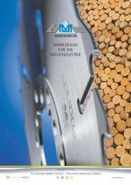 Werkzeuge für die Holzindustrie - Sägeindustrie - TKM Austria GmbH
